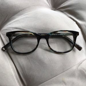 WARBY PARKER CLYDE GLASSES